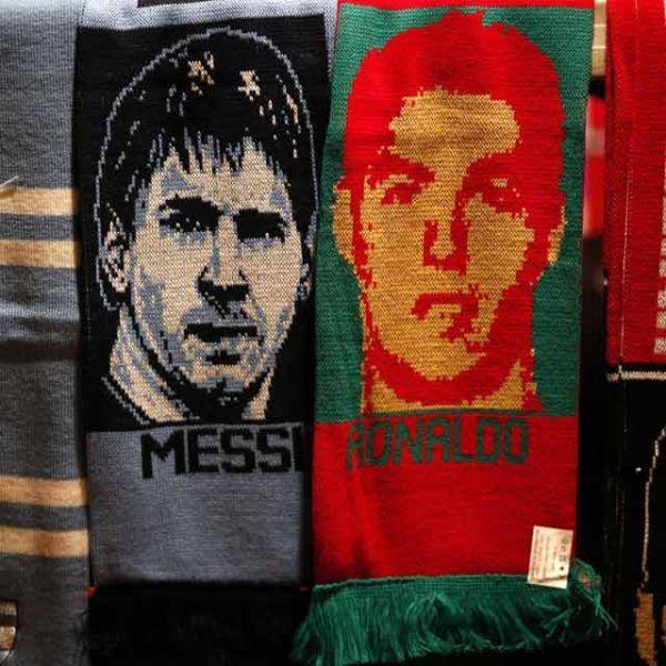 Echarpes-Messi-Ronaldo