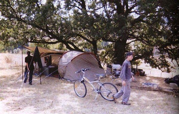 En 2005 quand les Fortins ont dû quitter au pied levé leur ferme des Cévennes