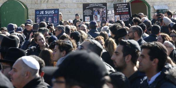 enterrement en Israël des victimes juives des attentats de Paris - 1280-640