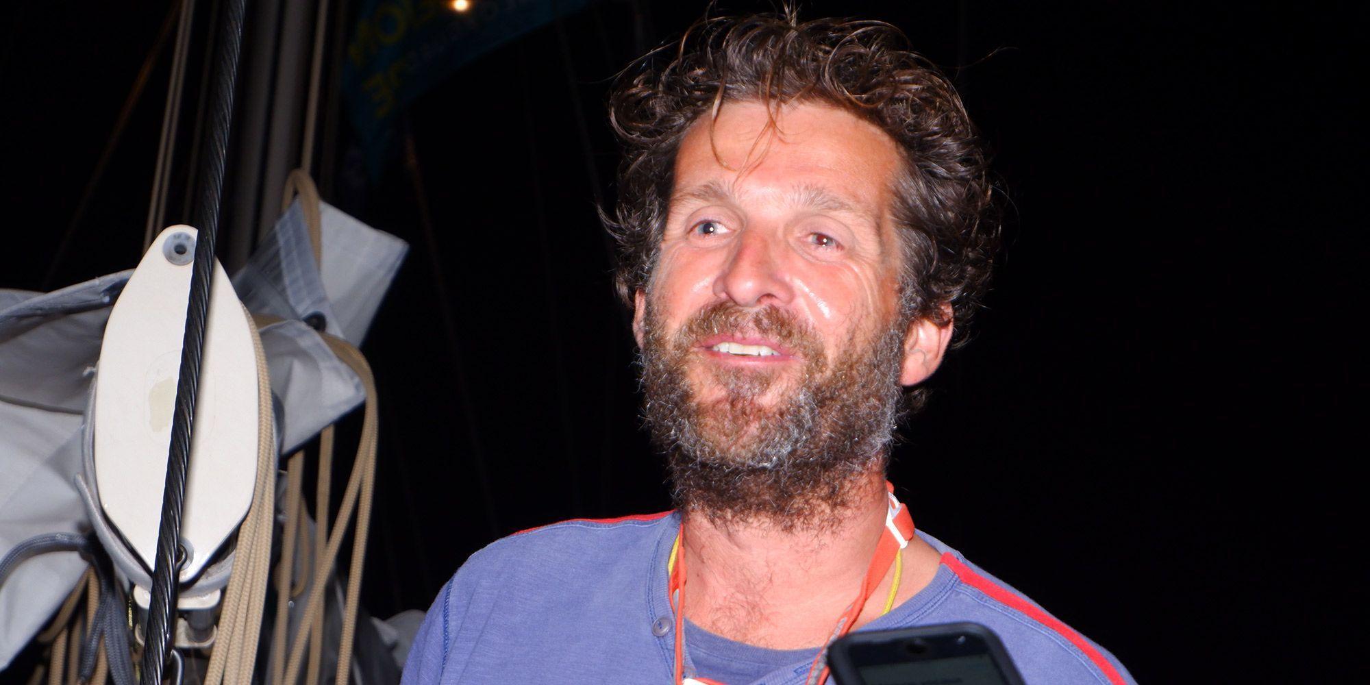 """Eric Bellion : """"Sur la Route du Rhum, il m'a fallu 15 jours pour m'accepter tel que je suis"""""""