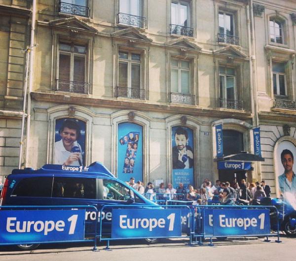 europe1 on Instagram