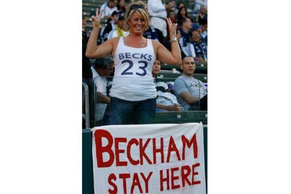 Fans-Beckham