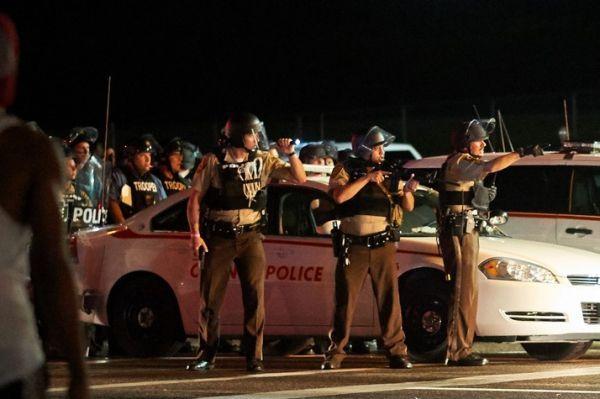 Ferguson Michael B. Thomas / AFP 714 475