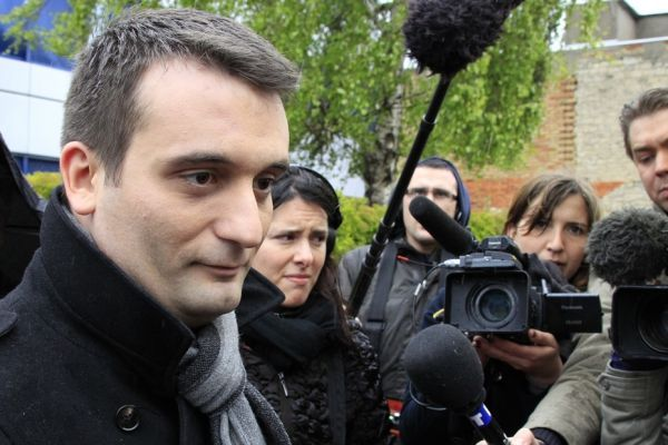 Florian Philippot front national 930620 reuters 23.05.12