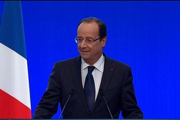 François hollande discours capture conférence environnementale 930620