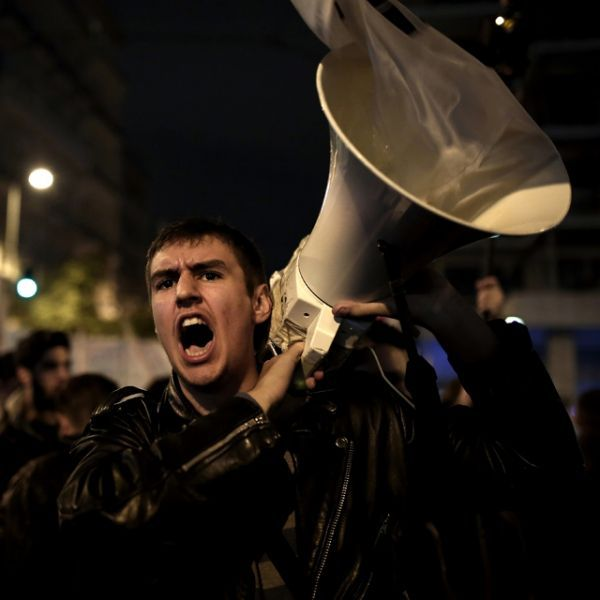Grèce Manif AFP 640