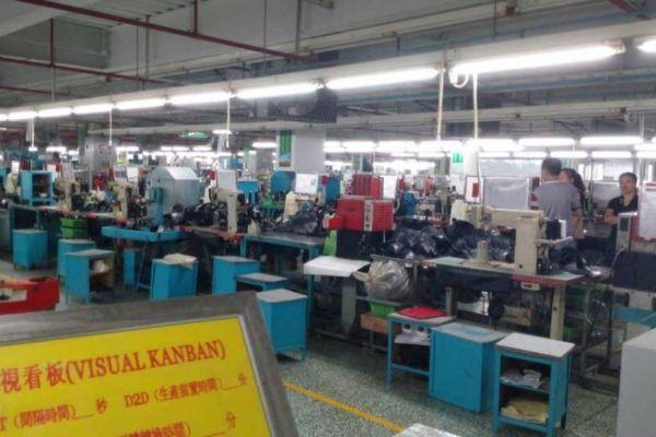 Grève dans une usine en Chine