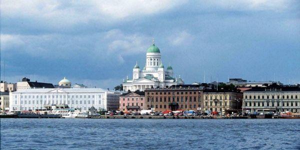 Helsinki / JUSSI NOUSIAINEN / LEHTIKUVA / AFP