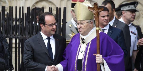 DOMINIQUE FAGET / AFP