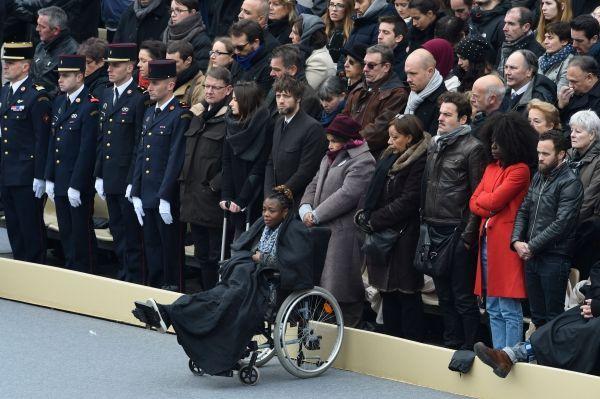 Hommage invalides blessés