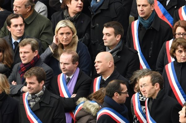Hommage invalides FN