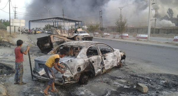 Irak bandeau