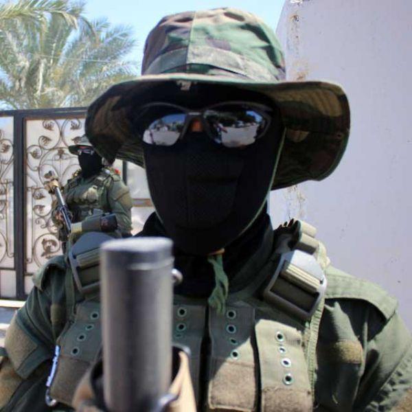 Irak milice chiite AFP 640
