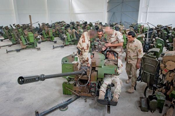 Irak reportage Bernard Sidler 0