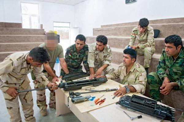 Irak reportage Bernard Sidler 3