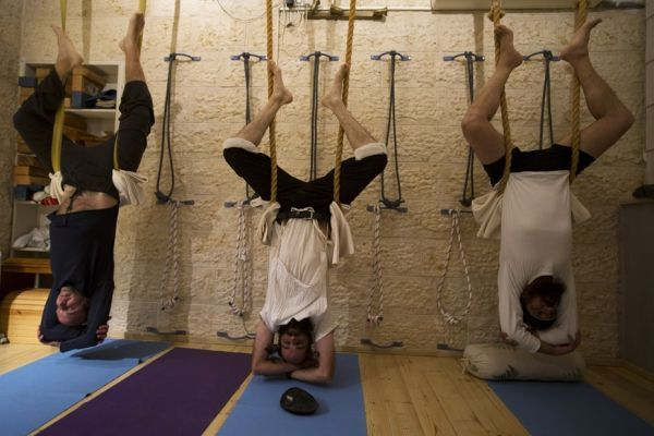 israël yoga