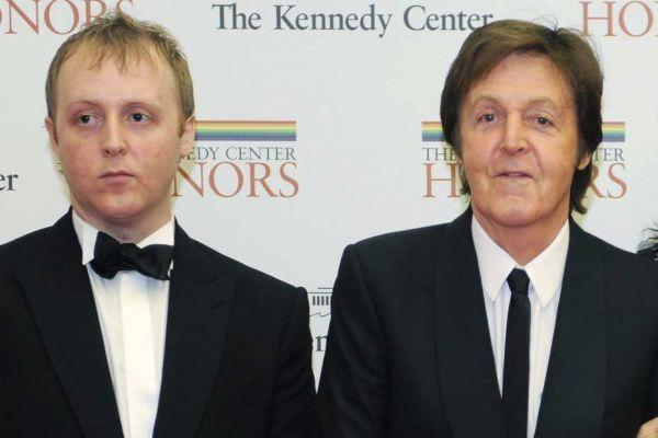 james et paul McCartney REUTERS 930620