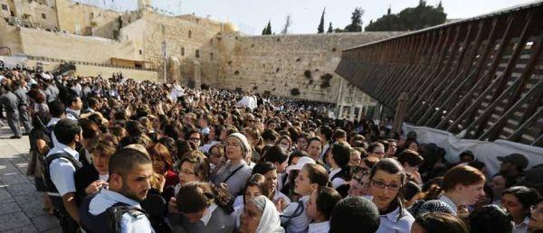 jerusalem mur des lamentation 400 REUTERS