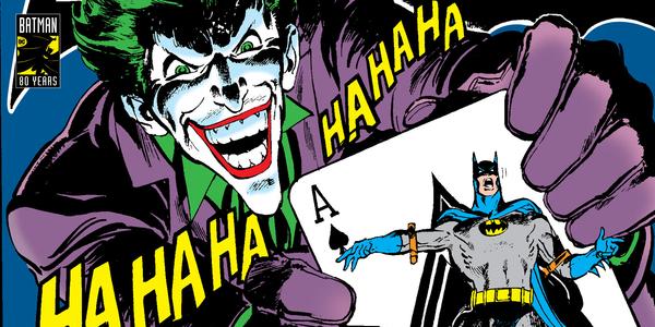 Le Joker s'est vite imposé comme le méchant le plus populaire des comics Batman.