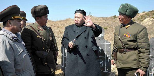 kim jong-un armée REUTERS