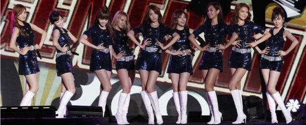 kpop girls generation musique coreenne REUTERS 930380