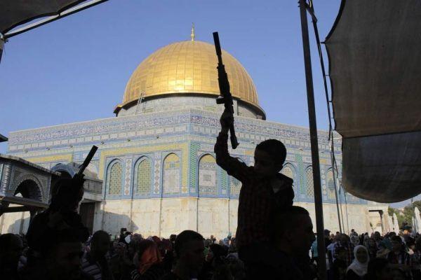 L'Aid à Jérusalem
