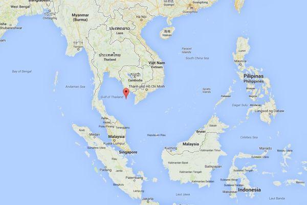 L'aviation vietnamienne a repéré dimanche soir à 80 km de l'île vietnamienne de Tho Chu