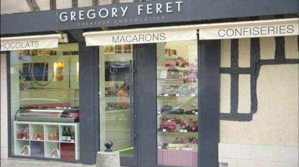 La chocolaterie Gregory Feret