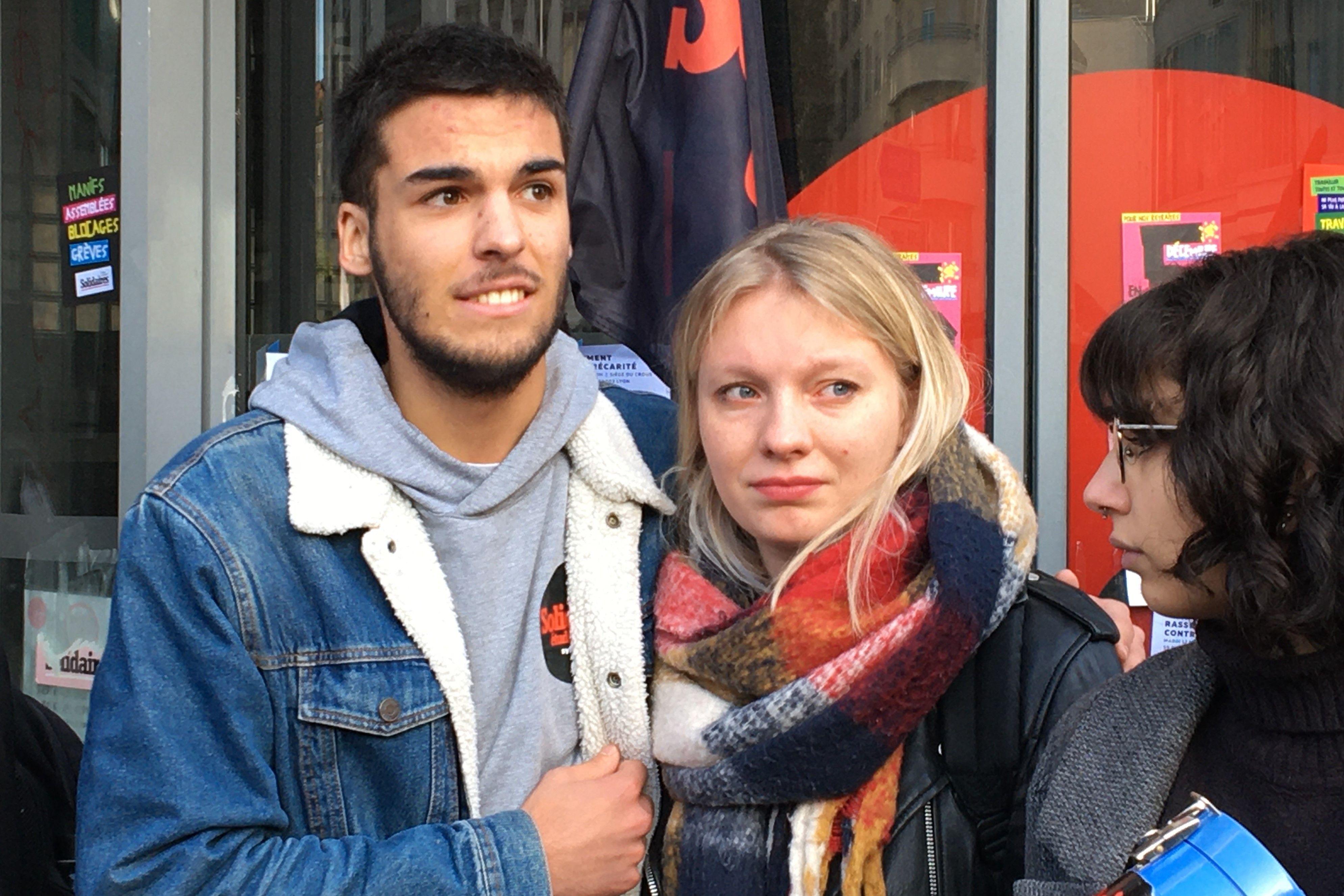 Laëtitia, petite amie de l'étudiant qui s'est immolé à Lyon (960x640)