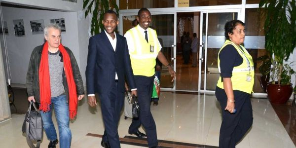 Lassana Bathily au Mali