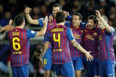 Le Barça maître du monde