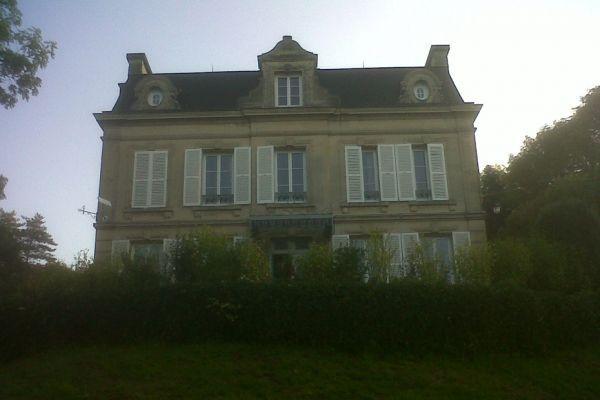 Le bâtiment de l'internat mis en place dans l'Oise par la ville d'Aubervilliers