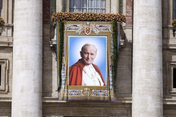 Le bienheureux Jean-Paul II 930x620