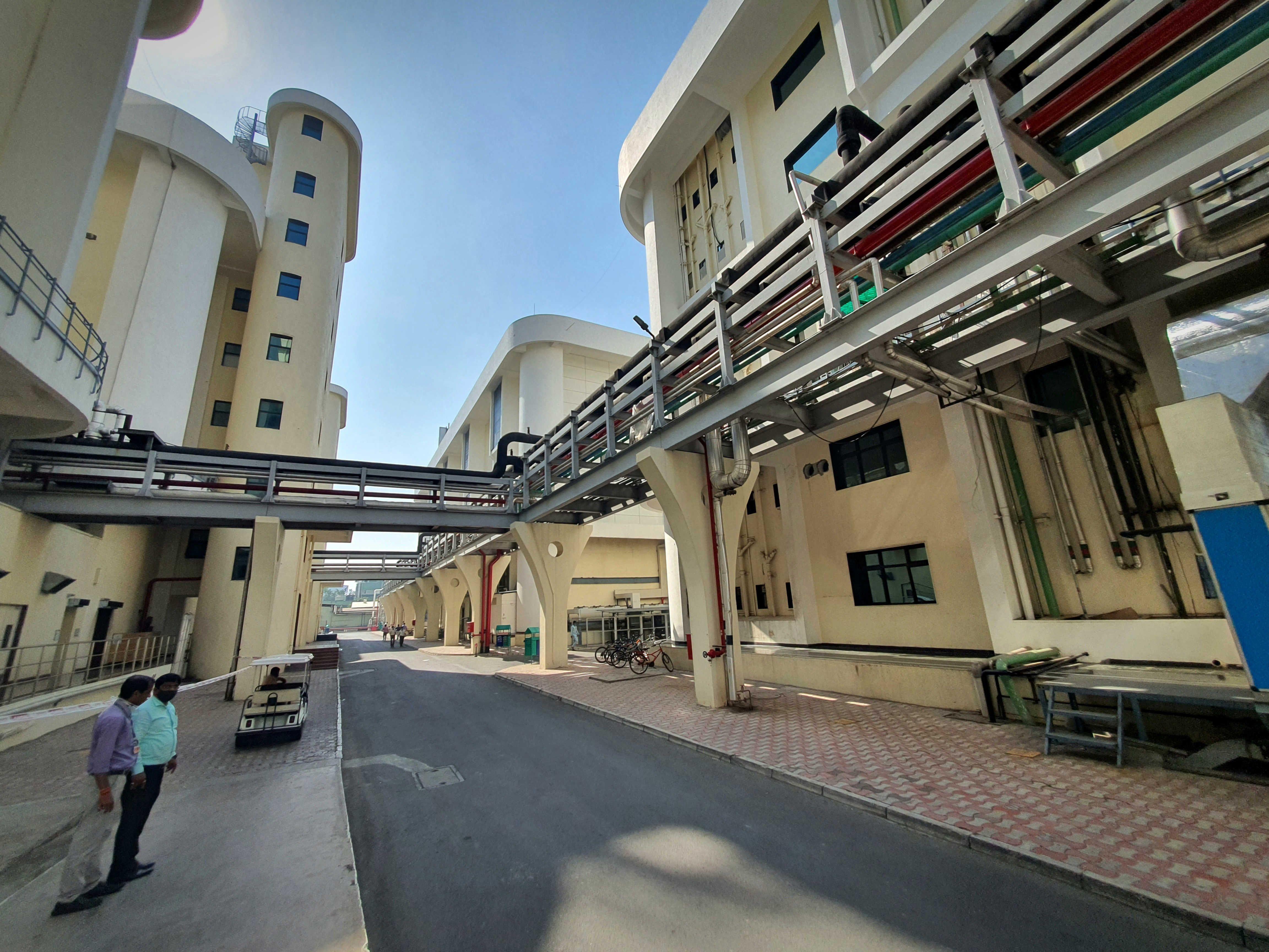 Le Campus du Serum Institute of India (1)