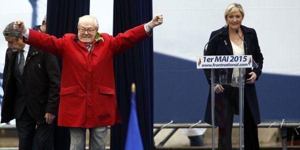Le Pen 1er mai 2015 AFP 1280