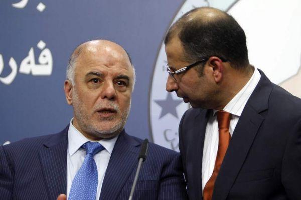 Le président charge Haïdar al-Abadi de former le nouveau gouvernement.