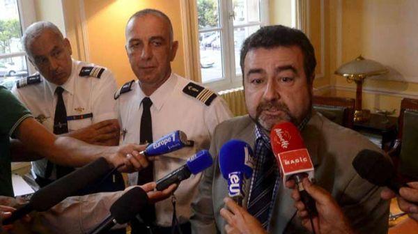 Le procureur de la République de Guéret, Sébastien Farges