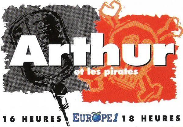 Logo Arthur et les pirates-19921996