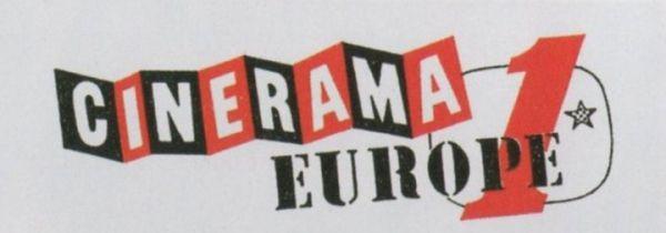 Logo Cinérama - 1962 (prédécesseur de Podium)