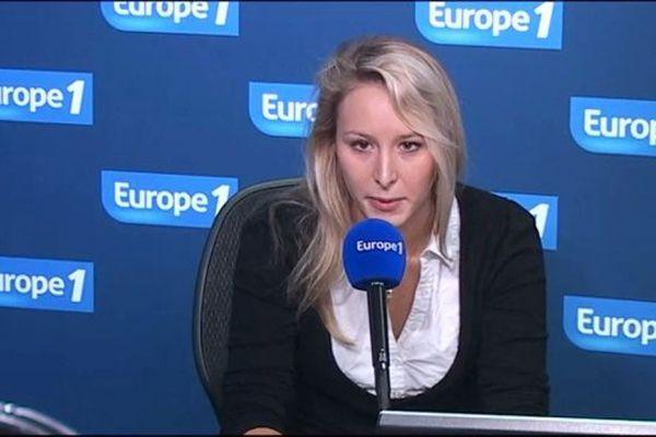 Marion Maréchal Le Pen 03/12/2013