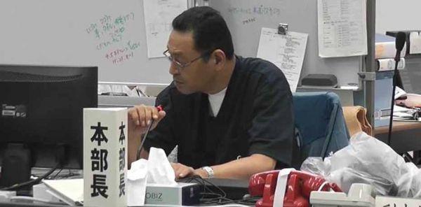Masao Yoshida, directeur de Fukushima 460 REUTERS