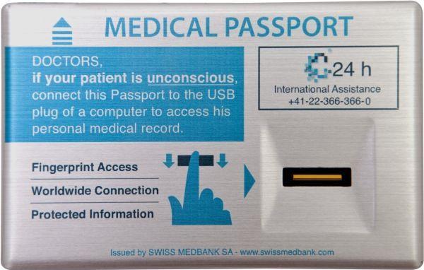 """Demain, tous titulaires d'un """"passeport médical"""" ?"""