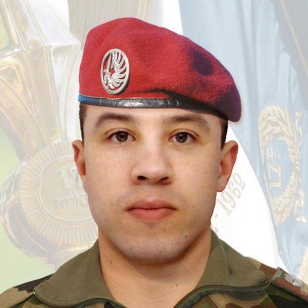 militaire tué montauban  Abel Chennouf 17e RGP 620620
