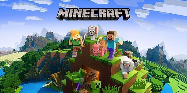 Minecraft-Entêtte