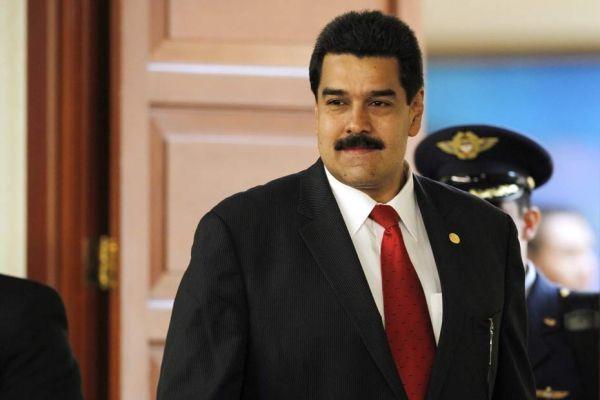 nicolas maduro, vice-président venezuela