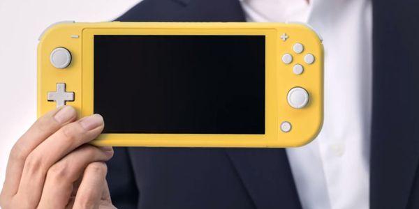 La Nintendo Switch Lite est aussi concernée.