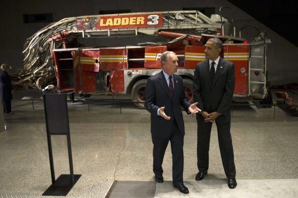 Obama 11-Septembre