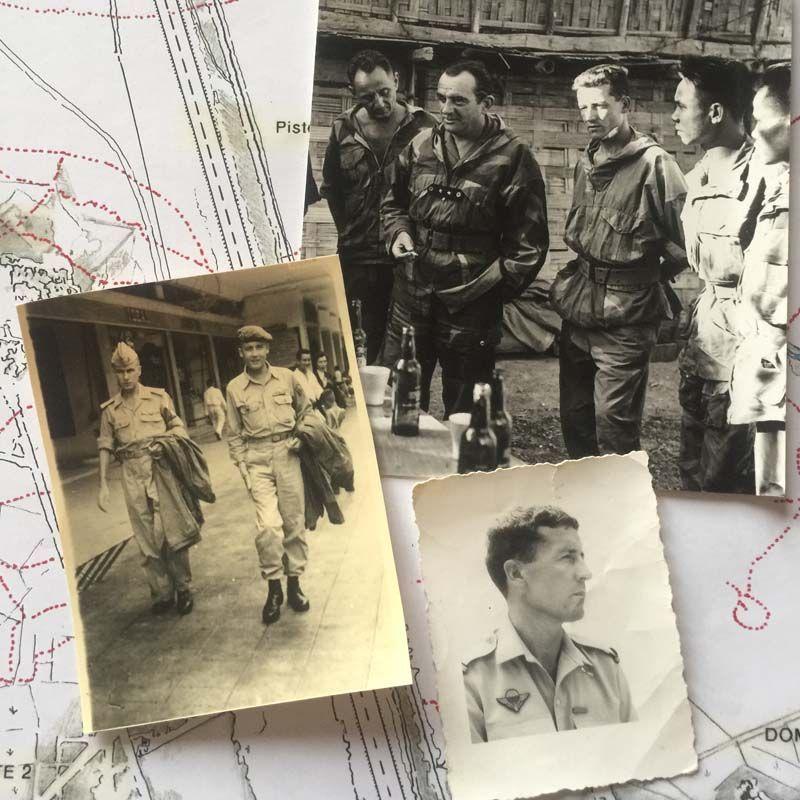 """Il y a 65 ans, Diên Biên Phu : """"On savait que de toute façon on finirait mal"""", confie un ancien combattant"""