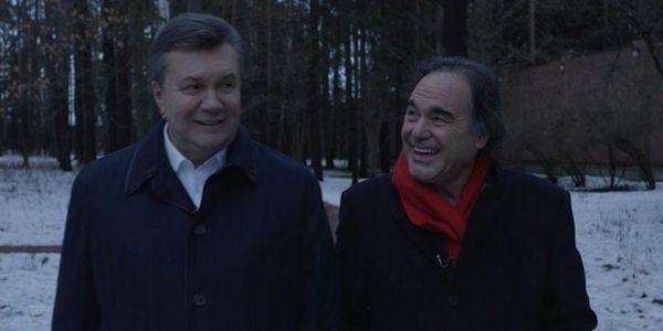 Oliver Stone et Viktor Ianoukovitch - 1280