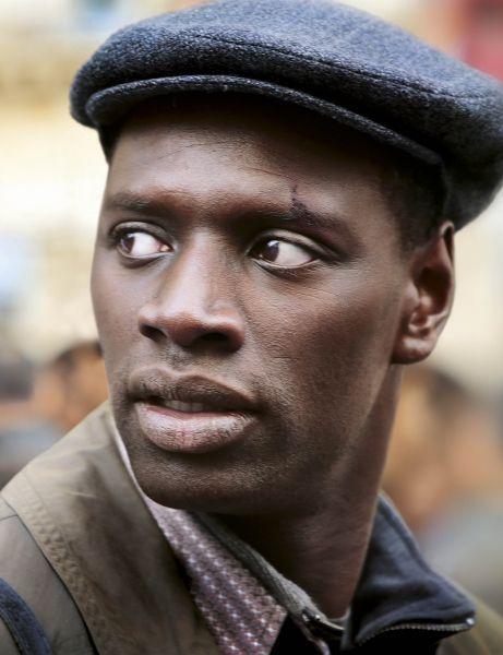 Omar Sy incarne le jeune Samba Cissé.